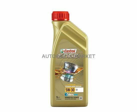 Моторное масло 1л Castrol EDGE 5W-30 купить в Автопартс Маркет