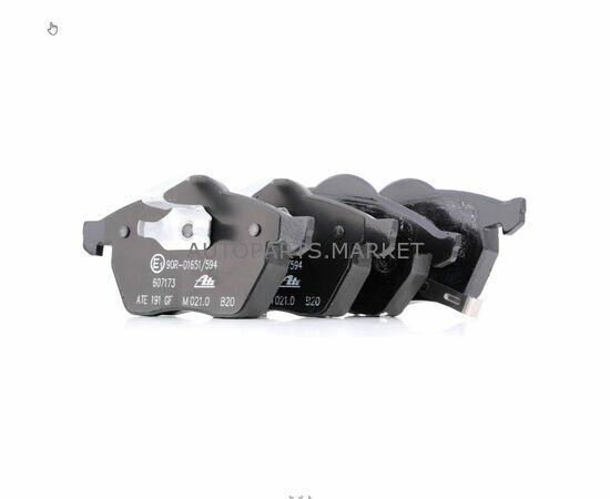 Колодки тормозные передние SAAB 900/9-3/9-5 ATE купить в Автопартс Маркет