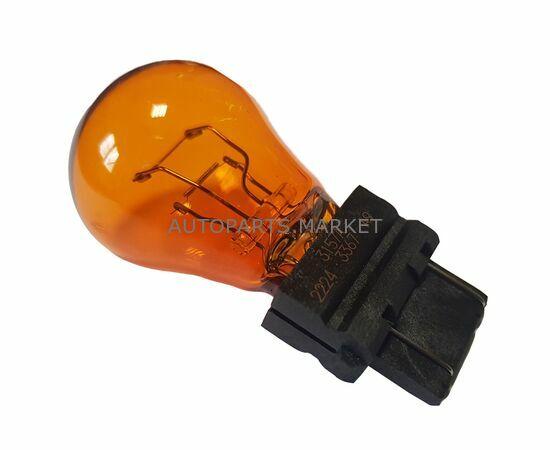 Лампа галогенная желтая CHRYSLER/DODGE S-8 26.88Вт/8.26Вт W2,5x16q купить в Автопартс Маркет