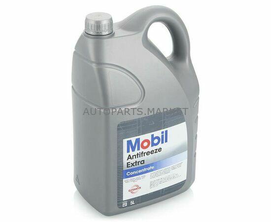 Жидкость охлаждающая Mobil Antifreeze Extra 5 л купить в Автопартс Маркет