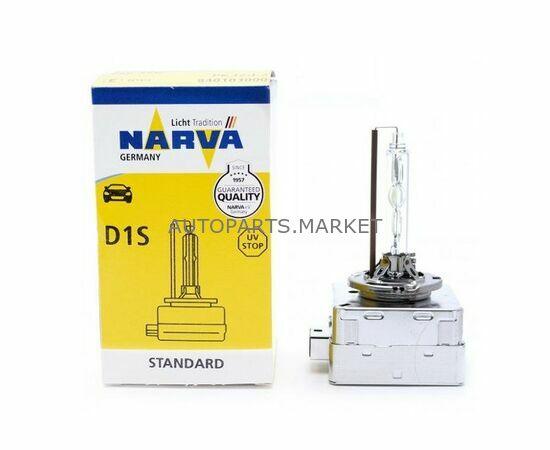 Лампа ксенон NARVA D1S 85V 35W PK32D-2 купить в Автопартс Маркет