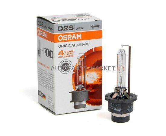 Лампа ксенон OSRAM D2S 12V 35W P32d-2 купить в Автопартс Маркет